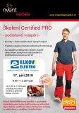 RAYCHEM školení Certified PRO
